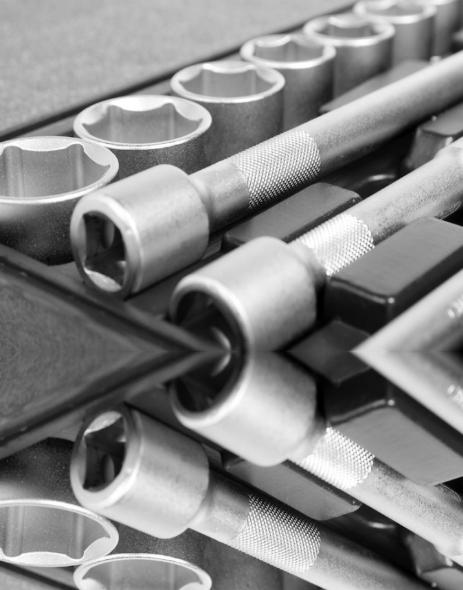 Werkzeug-Equipement-Ausrüstung